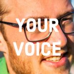 Your Voice: Don't Ever Stop